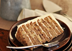 First World Problem:  not enough butter in the fridge to make a hummingbird cake!