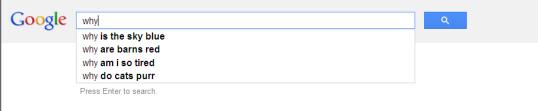 google why